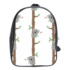 Koala Pattern School Bags(large)