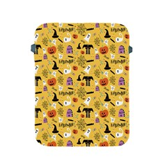 Halloween Pattern Apple Ipad 2/3/4 Protective Soft Cases by AnjaniArt