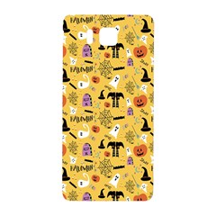 Halloween Pattern Samsung Galaxy Alpha Hardshell Back Case
