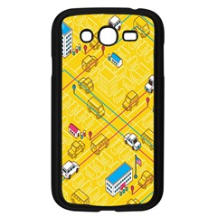 Highway Town Samsung Galaxy Grand Duos I9082 Case (black)