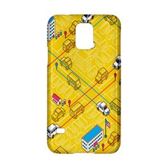 Highway Town Samsung Galaxy S5 Hardshell Case