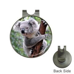 Koala Hat Clips With Golf Markers