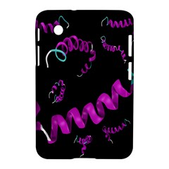 Paper Tape Samsung Galaxy Tab 2 (7 ) P3100 Hardshell Case  by AnjaniArt