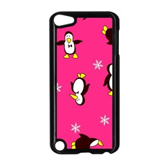 Penguin Apple Ipod Touch 5 Case (black)