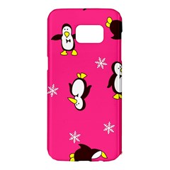Penguin Samsung Galaxy S7 Edge Hardshell Case