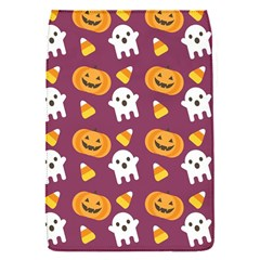 Pumpkin Ghost Canddy Helloween Flap Covers (s)  by AnjaniArt