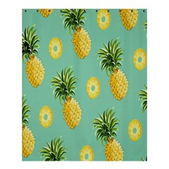 Pineapple Shower Curtain 60  X 72  (medium)  by AnjaniArt