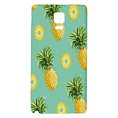 Pineapple Galaxy Note 4 Back Case by AnjaniArt