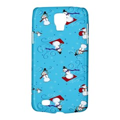 Snowman Galaxy S4 Active by AnjaniArt