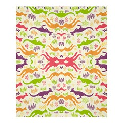Rrrrrkangaroo Shower Curtain 60  X 72  (medium)  by AnjaniArt