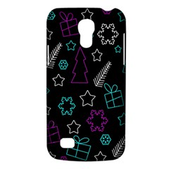 Creative Xmas Pattern Galaxy S4 Mini by Valentinaart
