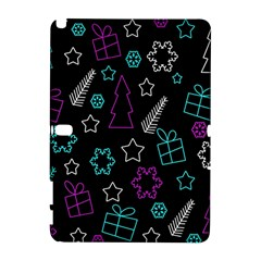 Creative Xmas Pattern Galaxy Note 1 by Valentinaart
