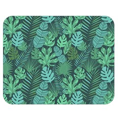 Tropical Plantation Pattern2 Double Sided Flano Blanket (medium)  by Mishacat