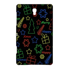 Playful Xmas Pattern Samsung Galaxy Tab S (8 4 ) Hardshell Case  by Valentinaart