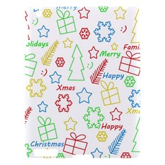 Simple Christmas Pattern Apple Ipad 3/4 Hardshell Case