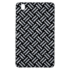 Woven2 Black Marble & Gray Marble Samsung Galaxy Tab Pro 8 4 Hardshell Case by trendistuff