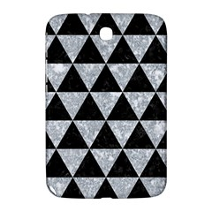 Triangle3 Black Marble & Gray Marble Samsung Galaxy Note 8 0 N5100 Hardshell Case  by trendistuff