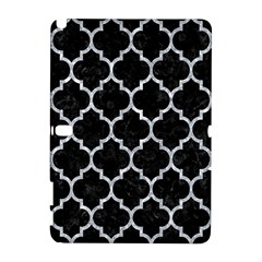 Tile1 Black Marble & Gray Marble Samsung Galaxy Note 10 1 (p600) Hardshell Case by trendistuff