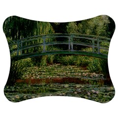 The Japanese Footbridge By Claude Monet Jigsaw Puzzle Photo Stand (bow) by ArtMuseum
