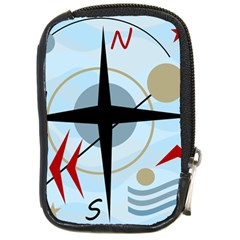 Compass Compact Camera Cases by Valentinaart