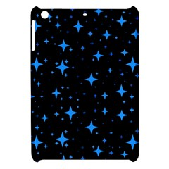 Bright Blue  Stars In Space Apple Ipad Mini Hardshell Case by Costasonlineshop