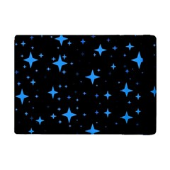Bright Blue  Stars In Space Ipad Mini 2 Flip Cases by Costasonlineshop