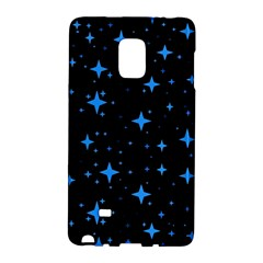 Bright Blue  Stars In Space Galaxy Note Edge by Costasonlineshop
