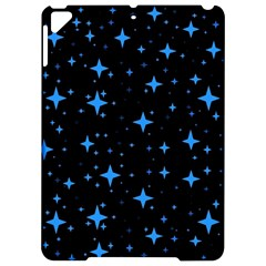 Bright Blue  Stars In Space Apple Ipad Pro 9 7   Hardshell Case by Costasonlineshop