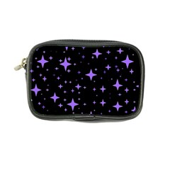 Bright Purple   Stars In Space Coin Purse by Costasonlineshop