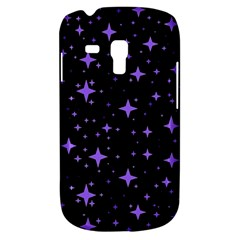 Bright Purple   Stars In Space Galaxy S3 Mini