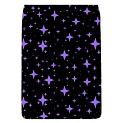 Bright Purple   Stars In Space Flap Covers (s)  by Costasonlineshop