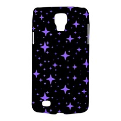 Bright Purple   Stars In Space Galaxy S4 Active by Costasonlineshop
