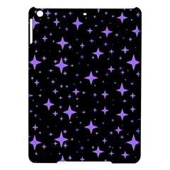 Bright Purple   Stars In Space Ipad Air Hardshell Cases by Costasonlineshop