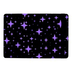 Bright Purple   Stars In Space Samsung Galaxy Tab Pro 10 1  Flip Case by Costasonlineshop