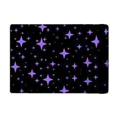 Bright Purple   Stars In Space Ipad Mini 2 Flip Cases by Costasonlineshop