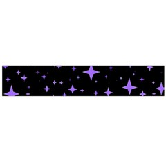 Bright Purple   Stars In Space Flano Scarf (large) by Costasonlineshop