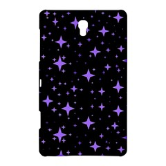 Bright Purple   Stars In Space Samsung Galaxy Tab S (8 4 ) Hardshell Case  by Costasonlineshop