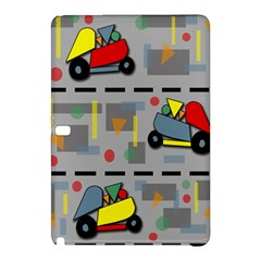Toy Cars Samsung Galaxy Tab Pro 10 1 Hardshell Case by Valentinaart