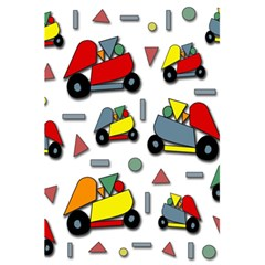 Toy Cars Pattern 5 5  X 8 5  Notebooks by Valentinaart