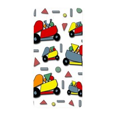 Toy Cars Pattern Samsung Galaxy Alpha Hardshell Back Case