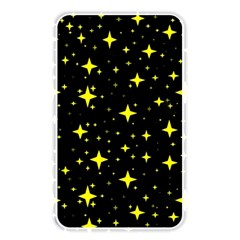 Bright Yellow   Stars In Space Memory Card Reader by Costasonlineshop