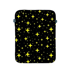 Bright Yellow   Stars In Space Apple Ipad 2/3/4 Protective Soft Cases by Costasonlineshop