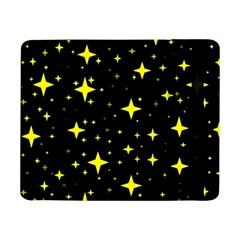 Bright Yellow   Stars In Space Samsung Galaxy Tab Pro 8 4  Flip Case by Costasonlineshop