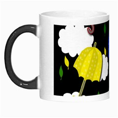 Umbrellas 2 Morph Mugs by Valentinaart
