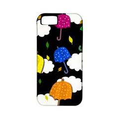 Umbrellas 2 Apple Iphone 5 Classic Hardshell Case (pc+silicone) by Valentinaart