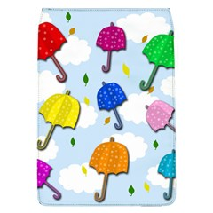 Umbrellas  Flap Covers (l)  by Valentinaart