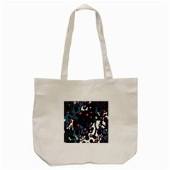 Elegant Pattern Tote Bag (cream) by Valentinaart