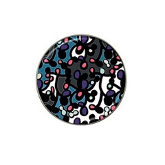 Elegant Pattern Hat Clip Ball Marker (4 Pack) by Valentinaart