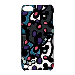 Elegant Pattern Apple Ipod Touch 5 Hardshell Case With Stand by Valentinaart