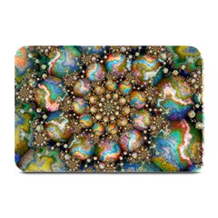 Marbled Spheres Spiral Plate Mats